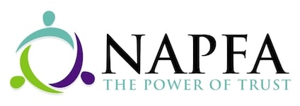 NAPFA Logo Top Financial Advisor